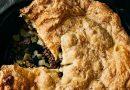 Pastel De Carne Molida Con Brócoli Rabe Y Provolone Receta | SALVAR