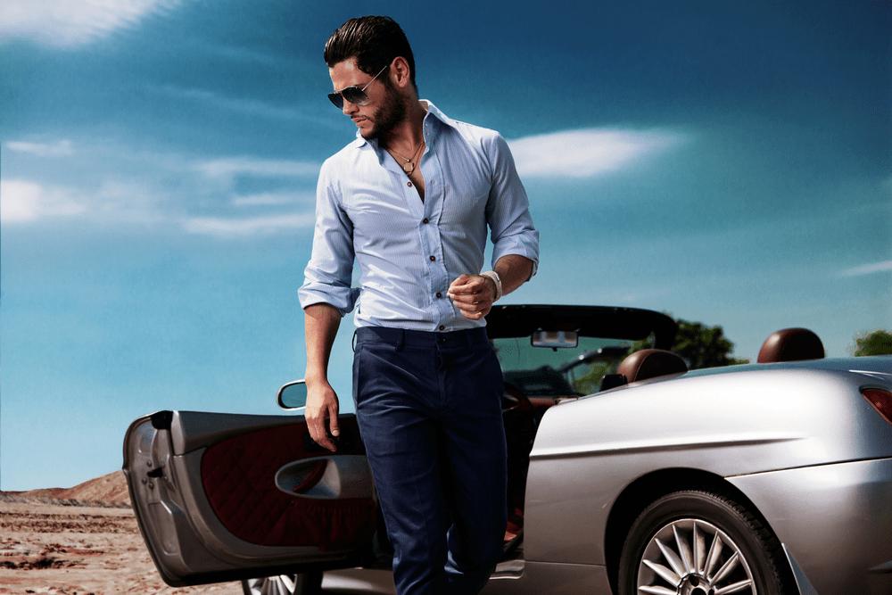 moda italiana para hombres
