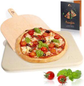 ¿Qué piedra de pizza? Secreto de una buena pizza - piedra para hornear