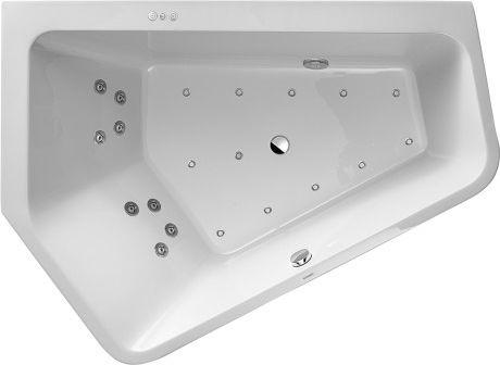 bañera de jacuzzi de hidromasaje