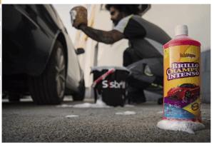 Líquido para lavar coches:  ¿Qué champú para automóvil es el mejor?