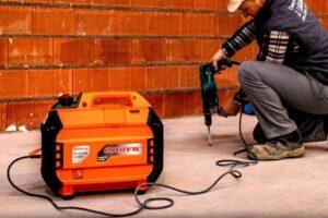 Generador de energía para la construcción: cuál es el mejor