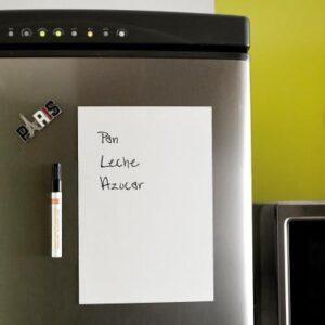 Pizarra magnética para la cocina: ¿Cómo elegir?