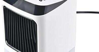 ¿Qué elegir: un calefactor o un ventilador? ¿Mini calentador o aire acondicionado instantáneo?