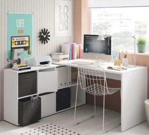 ¿Qué escritorio juvenil debes elegir? ¿Qué considerar al comprar?