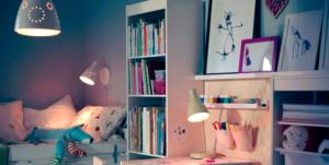 Lámpara de pared para la habitación de un niño: ¿Cómo elegir?