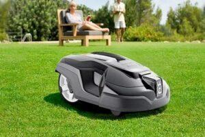 Robot cortacésped para jardin pequeño y para 2000 m2