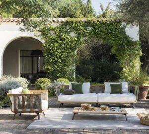 Muebles de jardín: ¿cómo elegir? ¿Que es lo mejor?
