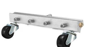 Pistola de mantenimiento del chasis: ¿cómo elegir?