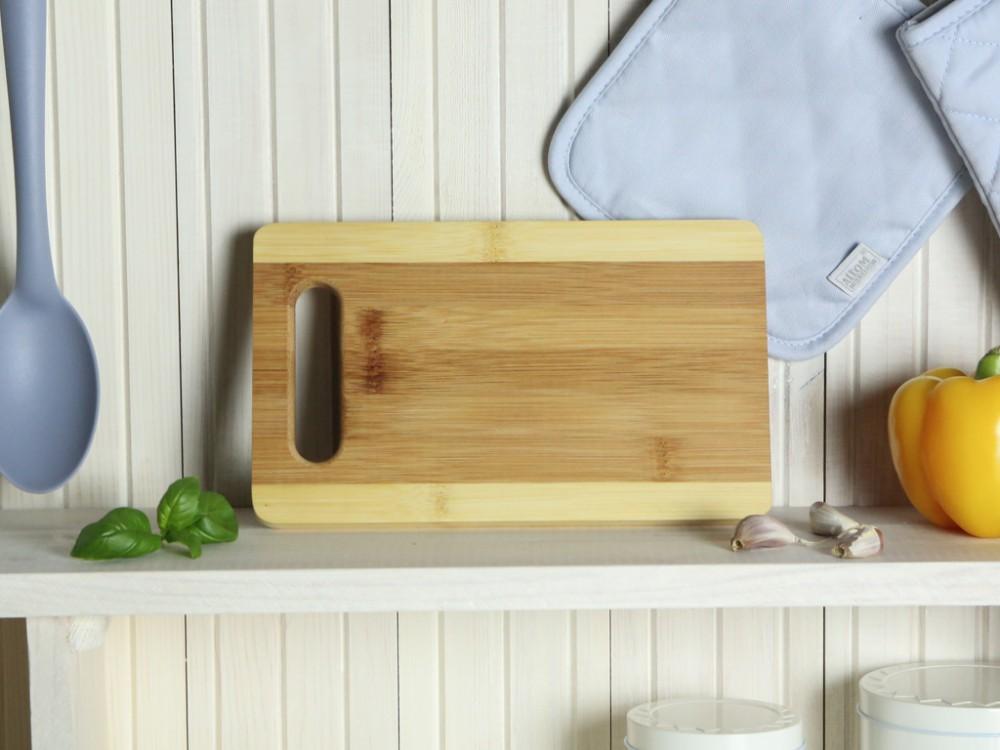 Tabla de cortar de bambú de Altom Design