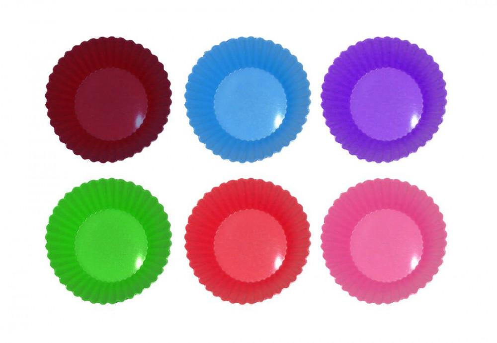 Forros de silicona para cupcakes