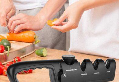 Afilado de cuchillos: ¿qué afilador será el mejor?  Infórmese sobre los tipos